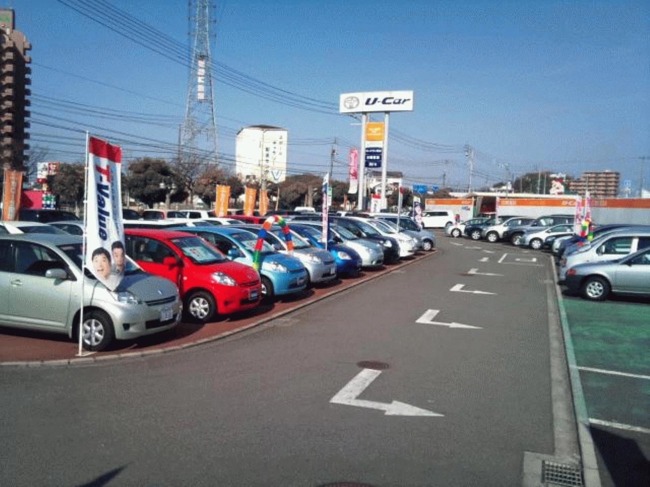 トヨタカローラ愛媛(株) R11マイカーセンター