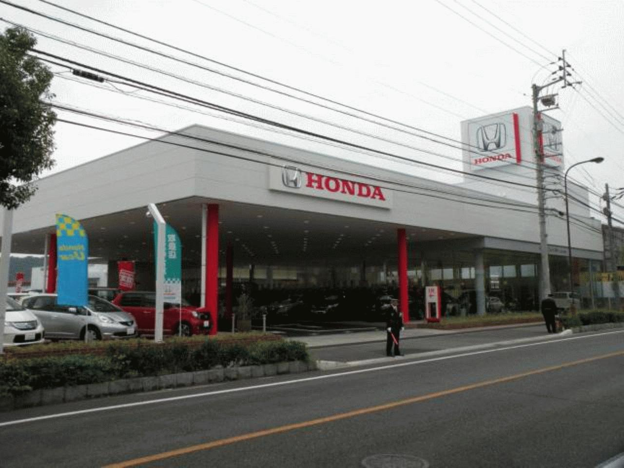 Honda Cars 愛媛 松山空港通店 (認定中古車取扱店)