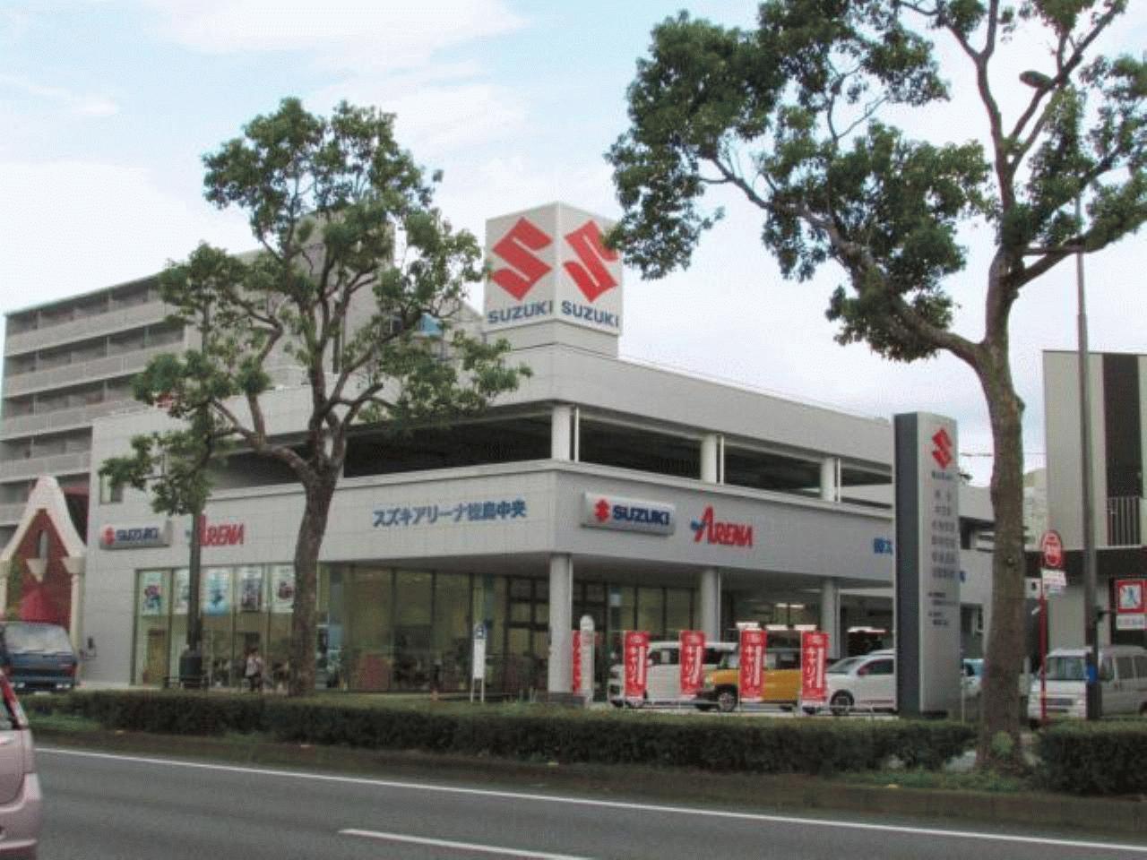 (株)スズキ自販徳島 スズキアリーナ徳島中央