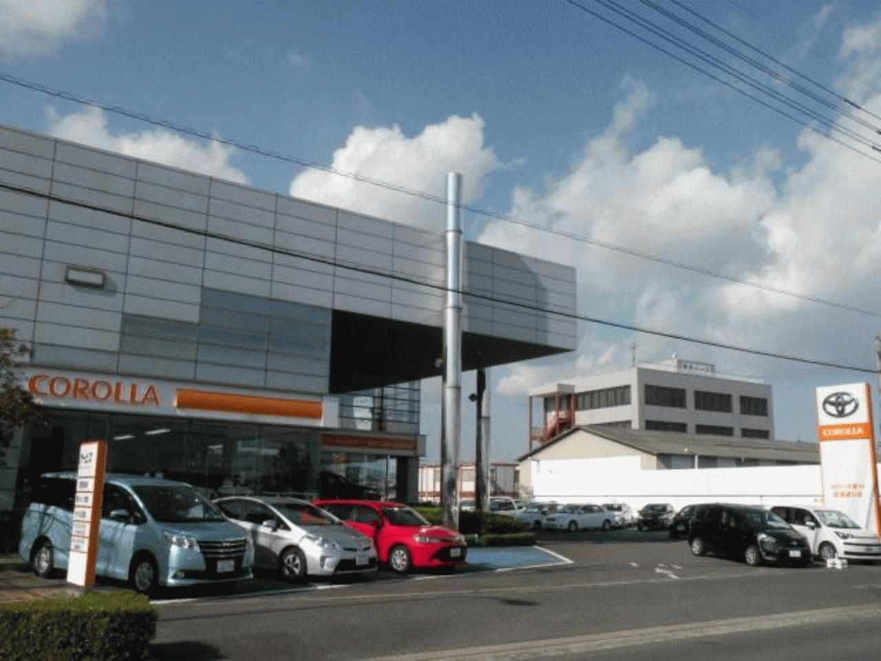 トヨタカローラ香川 空港通り店