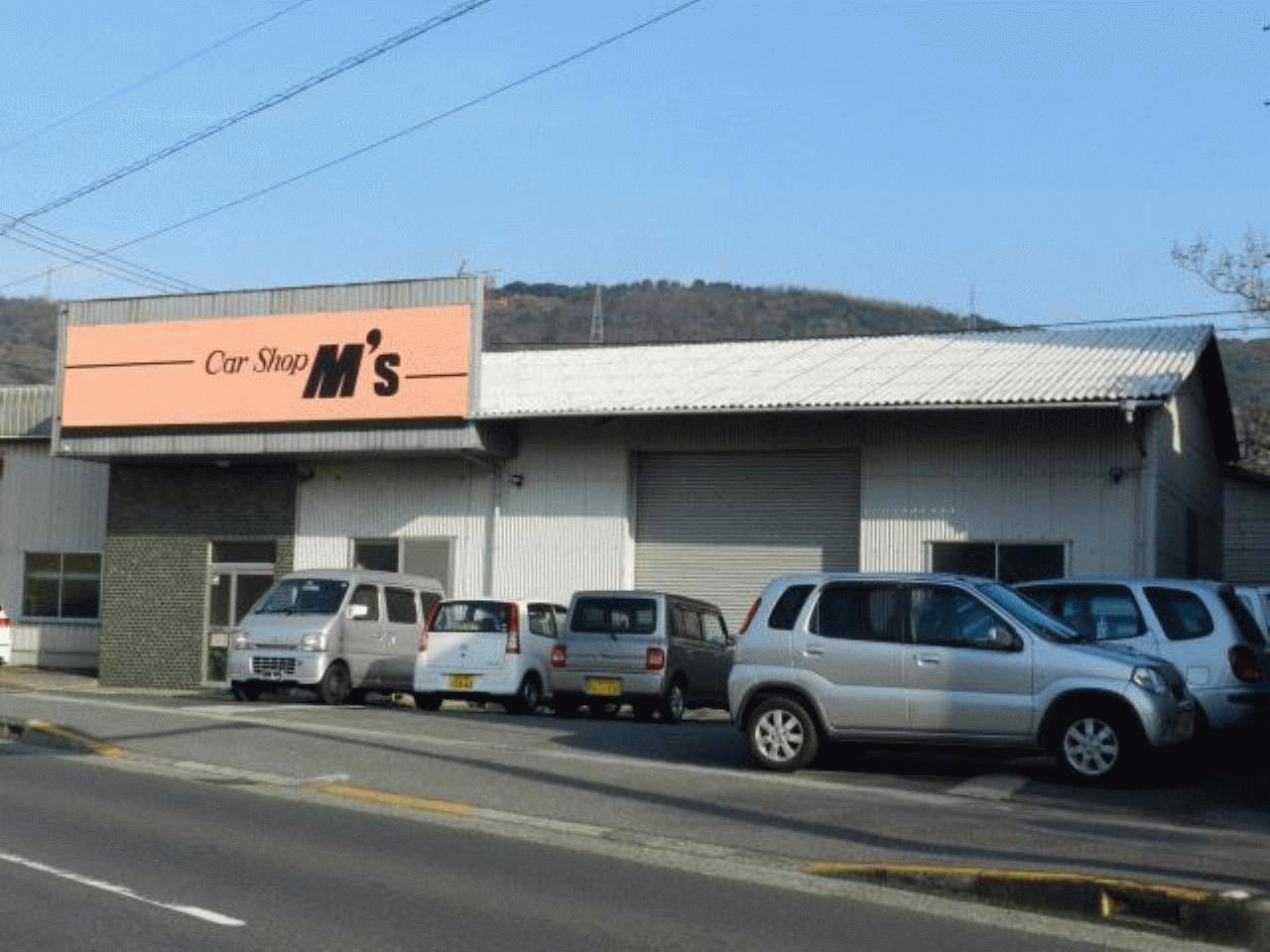 Car shop M's