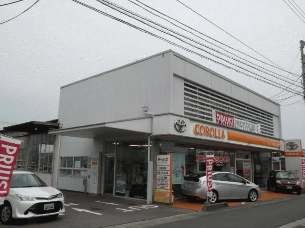 トヨタカローラ香川 三本松店