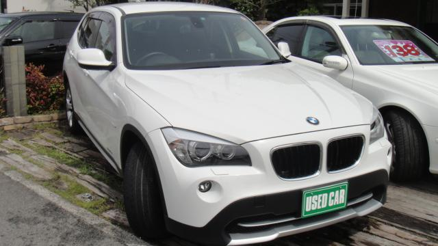 BMW X1(愛媛県松山市)