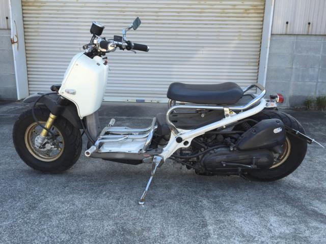 バイク ズーマー