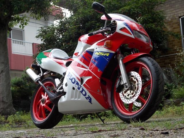 バイク ホンダ NSR250RプロアームSE