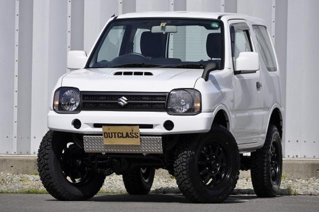 ジムニー(スズキ) XG 新車コンプリートBII MT リフトアップ 中古車画像