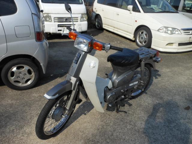 バイク スーパーカブ 90カスタム