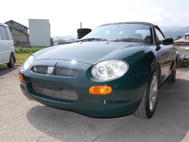 MG F(MG) 1.8i 中古車画像