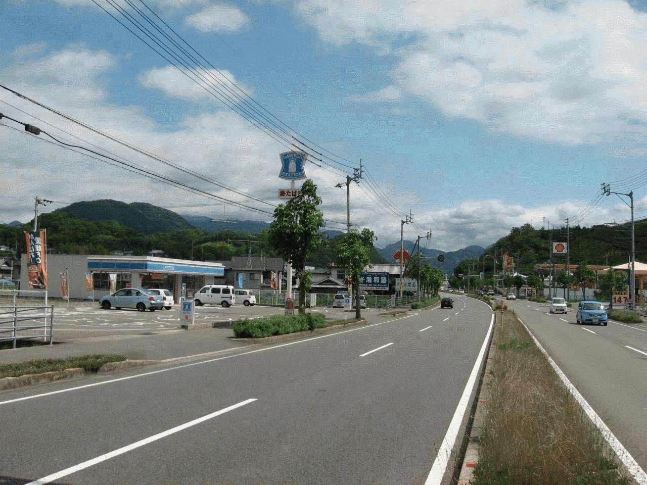 7枚目くるま畑愛媛県伊予郡砥部町 フォトギャラリーmjnet